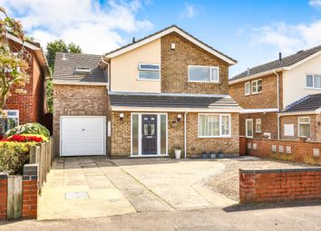 Thumbnail 4 bed detached house for sale in Prince Andrews Road, Hellesdon, Norwich