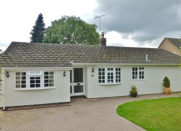 Thumbnail 2 bed detached bungalow for sale in Brooke Road, Braunston, Oakham