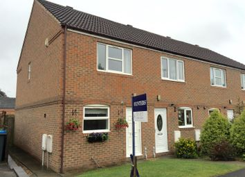 Thumbnail 2 bed end terrace house to rent in Rosemary Court, Easingwold, York