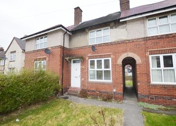 Thumbnail 2 bed terraced house to rent in Dagnam Road, Arbourthorne, Sheffield