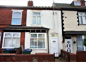 Thumbnail 3 bed terraced house for sale in Burlington Road, West Bromwich