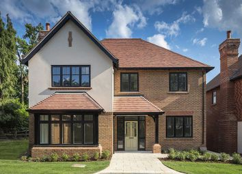 Thumbnail 5 bed detached house for sale in Knights Way, Godstone