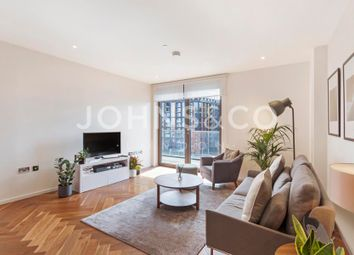 Thumbnail 1 bed flat for sale in Ambassador Building, Embassy Gardens, Nine Elms