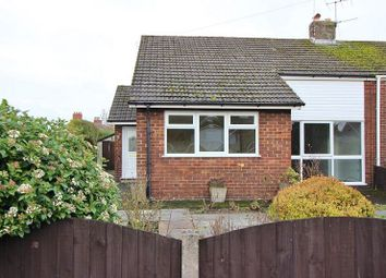 Thumbnail 2 bed semi-detached bungalow for sale in Northall, Much Hoole, Lancashire