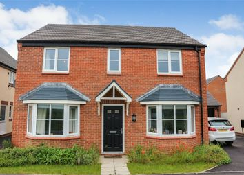 Thumbnail 4 bed detached house for sale in Lumley Close, Boulton Moor, Derby