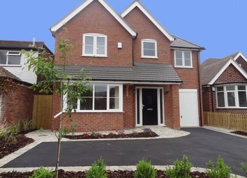 Thumbnail 4 bed detached house to rent in Haslucks Green Road, Shirley, Solihull