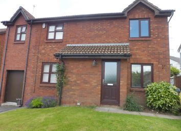 Thumbnail 2 bed property to rent in Buckley Close, Llandaff, Cardiff