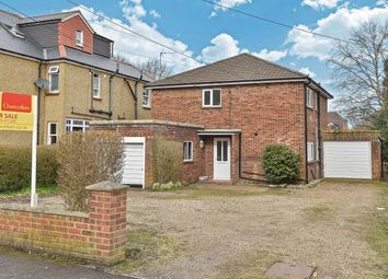 Thumbnail 2 bed maisonette for sale in Lightwater, Surrey