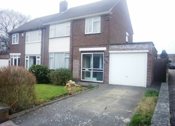 Thumbnail 3 bed semi-detached house to rent in Bishopton Close, Coventry