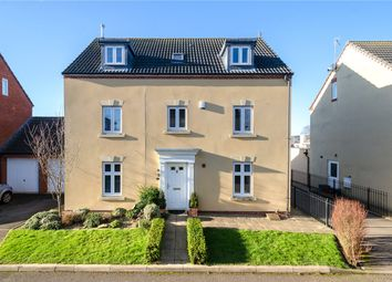 Thumbnail 5 bed detached house for sale in Sir Charles Irving Close, Cheltenham, Gloucestershire