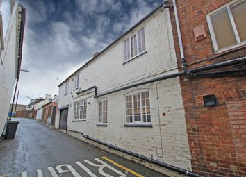Thumbnail 3 bed terraced house for sale in Borough Street, Castle Donington, Derby, Leicestershire