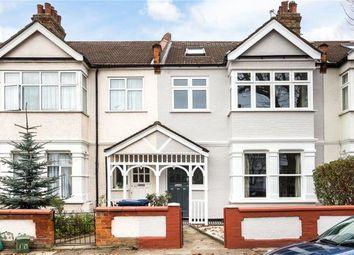 Thumbnail 4 bed terraced house for sale in Mervyn Road, Ealing