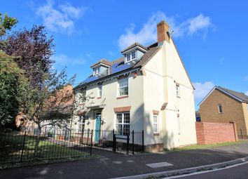 Thumbnail 5 bed link-detached house for sale in Fairfield, Ilminster