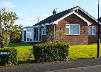 Thumbnail 3 bed detached bungalow for sale in Levisham Close, Sunderland