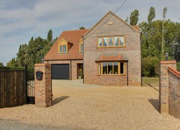 Thumbnail 4 bed detached house for sale in Fen Road, Magdalen, King's Lynn