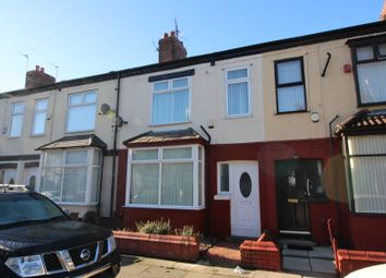 Thumbnail 3 bed terraced house to rent in Brookbridge Road, Tuebrook