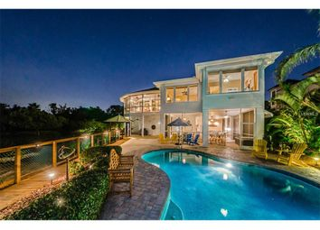 Thumbnail 4 bed property for sale in 511 Seaview Dr, Tarpon Springs, Fl, 34689