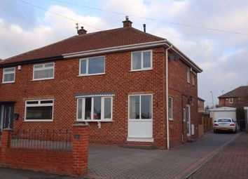 Thumbnail 3 bedroom property to rent in Crownhill Road, Brinsworth, Rotherham