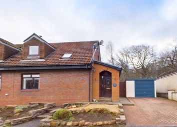 Thumbnail 3 bed semi-detached house for sale in Cairngryfe Street, Pettinain, Lanark