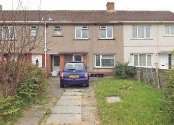 Thumbnail 3 bed terraced house for sale in Daffodil Close, Port Talbot, West Glamorgan