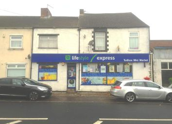 Thumbnail Retail premises for sale in Spennymoor DL16, UK