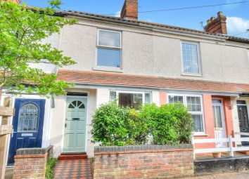Thumbnail 2 bed terraced house for sale in Highland Road, Norwich