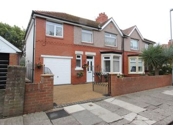 Thumbnail 4 bed semi-detached house for sale in Eastwood Avenue, Fleetwood