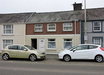 Thumbnail 2 bed flat for sale in Priory Street, Carmarthen