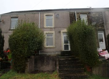 Thumbnail 2 bedroom terraced house for sale in 2 Thomas Terrace, Morriston, Swansea