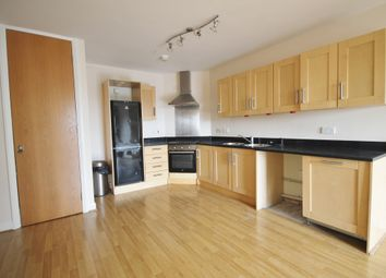 Thumbnail 2 bed flat to rent in Burgess House, Sanvey Gate, City Centre, Leicester