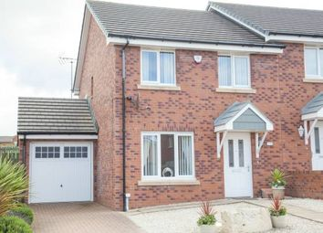 Thumbnail 3 bed semi-detached house for sale in 13 Garrett Avenue, Saltcoats