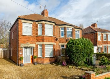 Thumbnail 3 bed semi-detached house for sale in Boroughbridge Road, Acomb, York