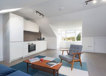 Thumbnail 1 bed flat for sale in Woodside Park Road, London
