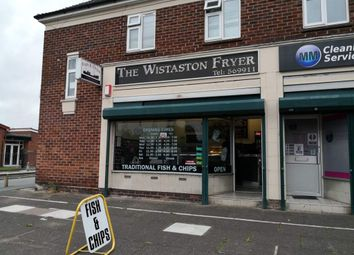 Thumbnail Restaurant/cafe for sale in Crewe, Cheshire