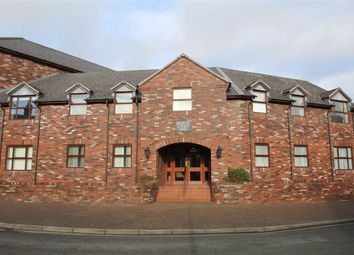 Thumbnail 2 bedroom flat for sale in Regent Court, Roft Street, Oswestry