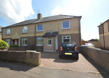 Thumbnail 2 bed flat for sale in Girdle Toll, Irvine, North Ayrshire
