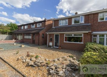 Thumbnail 3 bedroom semi-detached house for sale in Roydon Way, Lowestoft
