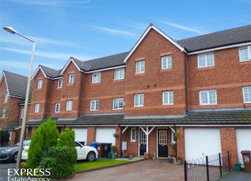 Thumbnail 4 bed town house for sale in Kennett Drive, Bredbury, Stockport, Cheshire