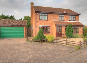 Thumbnail 5 bed detached house for sale in Clydesdale Rise, Bradwell, Great Yarmouth
