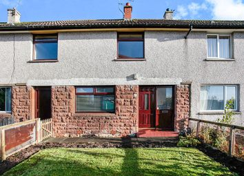 Thumbnail 3 bed terraced house for sale in Osborne Crescent, Dumfries