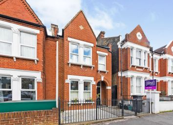 Thumbnail 3 bed end terrace house for sale in Byne Road, London