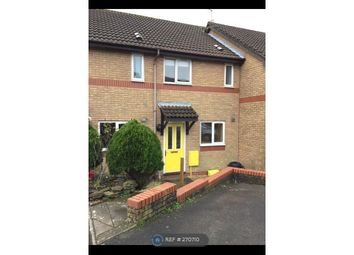 Thumbnail 2 bed terraced house to rent in Llwyn Helig, Kenfig Hill
