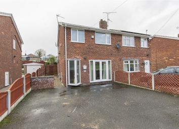Thumbnail 3 bed semi-detached house for sale in Cartmel Crescent, Dunston, Chesterfield