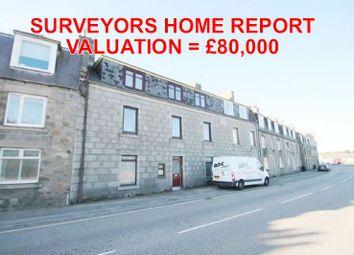 Thumbnail 1 bedroom flat for sale in 114, Auchmill Road, Bucksburn, Aberdeen AB219Lr