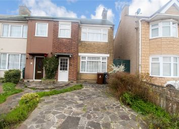 Thumbnail 3 bed end terrace house to rent in Winstead Gardens, Dagenham, Essex