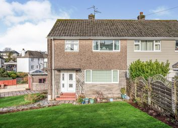 Thumbnail 3 bed semi-detached house for sale in Mount Batten Way, Plymstock, Plymouth