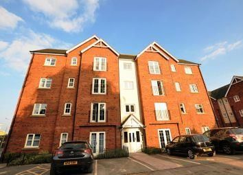 Thumbnail 2 bed flat to rent in Chamberlain Close, Uttoxeter