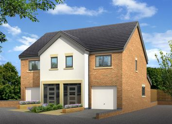 Thumbnail 3 bed semi-detached house for sale in Bethel Court, Ferryhill, Durham