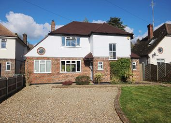 Thumbnail 4 bed detached house for sale in Downs Way Close, Tadworth, Surrey.