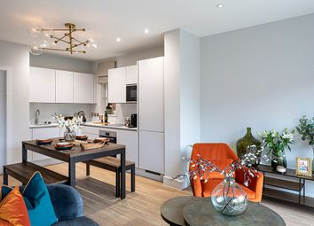 Thumbnail 2 bedroom flat for sale in The Old Printworks, Caxton Road, Frome, Somerset